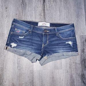 Hollister demin shorts